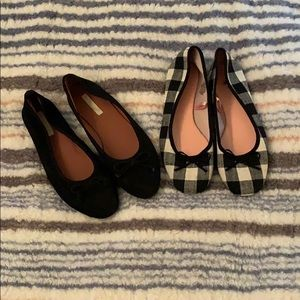 Pair of Flats Bundle NWOT
